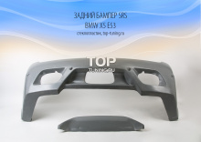 5362 Задний бампер SRS на BMW X5 E53