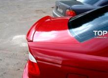Тюнинг БМВ Е46 (купе) - Спойлер на крышку багажника M3.