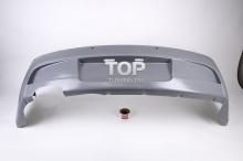 5392 Задний бампер M-TECHNIC на BMW 1 E81
