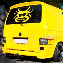 5395 Задний бампер Arts на VW Transporter T4