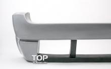 5401 Задний бампер LeMans на BMW X5 E53