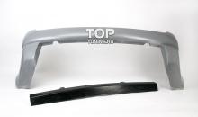 Задний бампер - Обвес LeMans - Тюнинг БМВ Х5 (Е53)