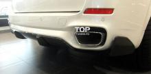 Тюнинг БМВ Х5 (Ф15) - Тюнинг обвес Performance.