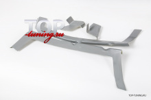 5407 Сплиттер переднего бампера Performance на BMW X5 F15