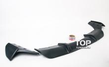5408 Диффузор заднего бампера Performance на BMW X5 F15