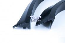 Расширители задних крыльев M-Style тюнинг BMW X5 E70