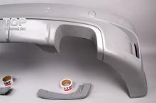 5413 Задний бампер M-Style на BMW X5 E70