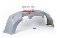 Тюнинг БМВ Х5 (е70 рестайлинг) Задний бампер - Обвес M-Style.