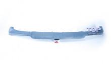 Юбка переднего бампера SP тюнинг BMW X5 E70