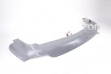 Тюнинг БМВ Х5 (е70 дорестайлинг) - Накладка на задний бампер SP.