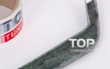 Накладки на передние фары - Тюнинг БМВ Х3 е83