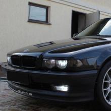 Реснички - Тюнинг BMW E38 (рестайлинг)