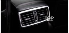 Декоративные накладки на воздуховоды - Модель TECH Design - Тюнинг Nissan X-Trail T32