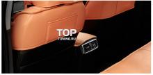 5440 Декоративные накладки на воздуховоды TECH Design на Nissan X-Trail T32