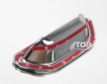 5441 Декоративная накладка на ручку багажника TECH Design на Nissan X-Trail T32