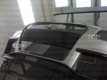 Тюнинг Ауди ТТ 8N - Аэродинамический обвес Regula.