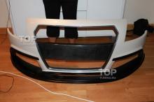 Тюнинг Ауди ТТ 8N - Передний бампер Regula.