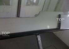 Тюнинг Ауди ТТ 8N - Накладки на пороги Regula.