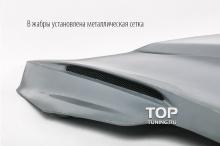 5465 Капот с жабрами Street Style рестайлинг на Ford Focus 2