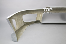 Передний бампер - Модель Дрифтер - Тюнинг Митсубиси Экслипс 2 (Д3)