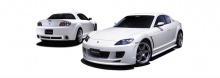 AUTOEXE на Mazda RX-8