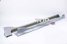 Накладки на пороги - Обвес Autoexe - Тюнинг Мазда RX-8 (дорестайлинг)