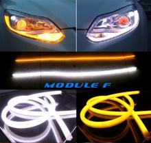Тюнинг оптики - Универсальные дневные ходовые огни с повторителями поворота Module F.