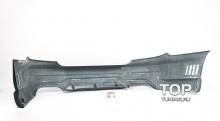 5480 Задний бампер WALD Black Bison на Mercedes E-Class W211