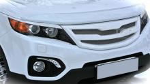 Тюнинг Киа Соренто (ХМ) - Альтернативная решетка радиатора Roadruns