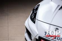 5484 Передние фары TRD SPORT M-Style на Toyota Celica T23
