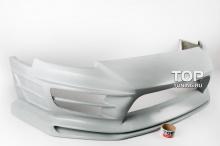 549 Передний бампер - Обвес Torque на Mitsubishi Eclipse 3 (D30)