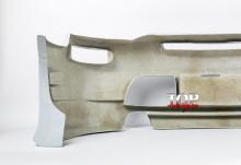 Задний бампер  - Обвес Torque (Торк) для Mitsubishi Eclipse G3 (кузов D30).