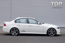 5507 Козырек на заднее стекло Schnitzer AC Original на BMW 3 E90