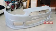 Тюнинг Лансер 10 - Обвес в стиле ЭВО - Передний бампер.