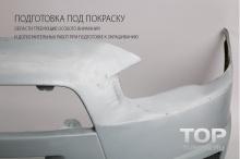 Передний бампер - Обвес EVO - Тюнинг Митсубиси Лансер Х