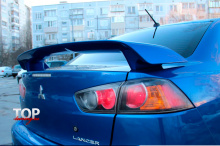 5516 Тюнинг - Спойлер 2L Sport (ABS) на Mitsubishi Lancer 10 (X)
