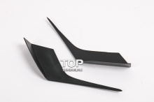 5525 Тюнинг - Реснички Уголки на Honda Accord 8