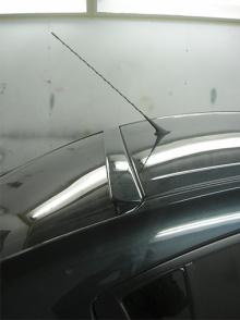 Тюнинг Мазда 3 Седан - Накладка на заднее стекло RS.