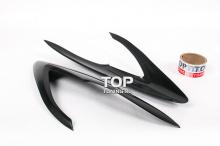 5535 Тюнинг - Реснички Сhaser на Mazda 3 BL