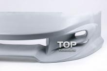 554 Передний бампер - Обвес Top-tuning на Mitsubishi Eclipse 3 (D30)
