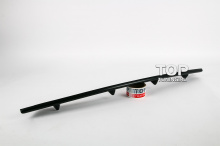 5542 Вставка в передний бампер INT Sport на Mitsubishi Lancer 10 (X)