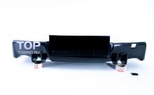 Диффузор заднего бампера Evo-Style на Mitsubishi Lancer 10 (X)