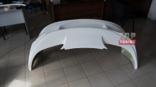 Один из самых красивых тюнинг бамперов из ныне существующих для Митсубиси Эклипс 2 - Обвес Бомекс.