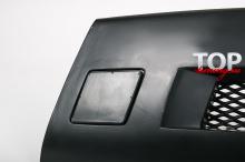 5560 Ноздри в стиле EVO (РЕСТАЙЛИНГ) на Mitsubishi Lancer 10 (X)