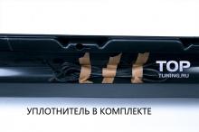 Тюнинг Митсубиси Аутлендер - Накладки на пороги.