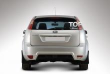 Тюнинг Форд Фокус 2 (дорестайлинг, хэтчбек) - Задний бампер Sport.