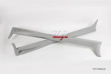 558 Пороги - Обвес Cyber на Mitsubishi Galant 8