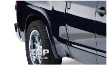 5599 Расширители арок Bushwacker OEM 25мм. на Toyota Tundra 2