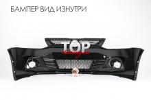 5610 Передний бампер ABT Sport Style на VW Polo 5