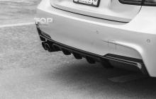 Тюнинг БМВ Ф30 - Диффузор заднего бампера Performance.